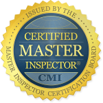 Certified master inspector of homes.